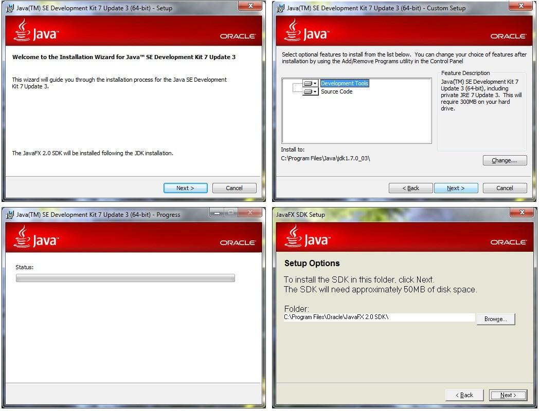 Instalação JDK no Windows