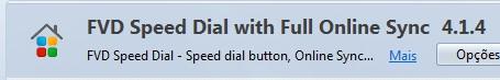 FVD Speed Dial