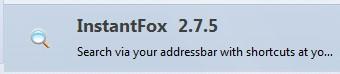 Instant Fox