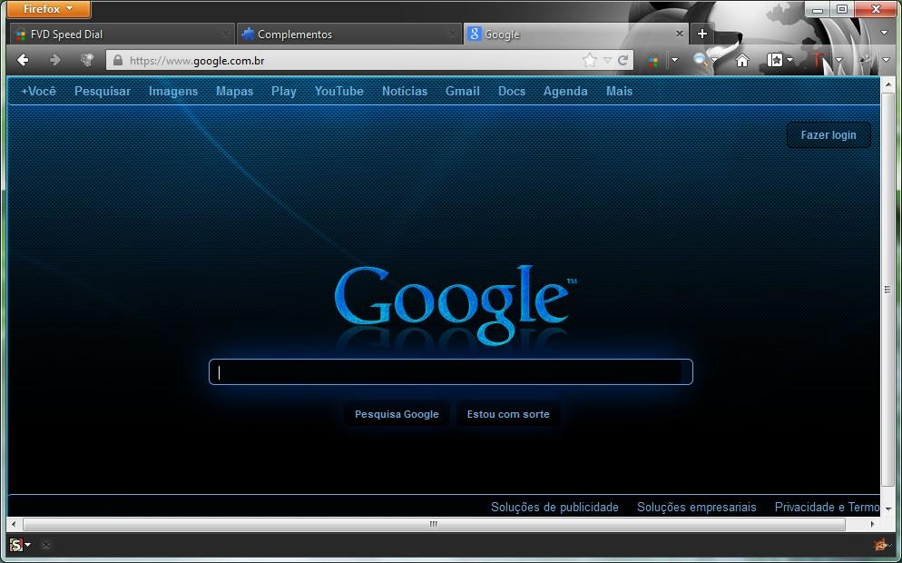 Google Azul