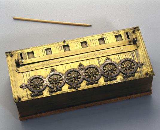 Máquina Pascal