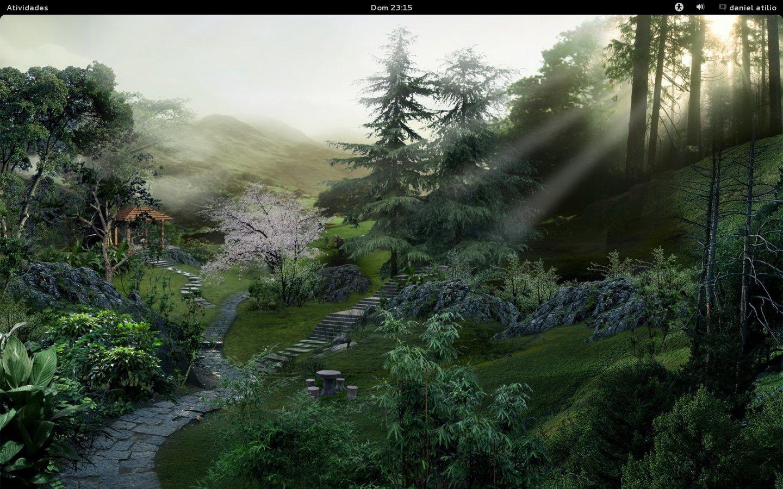 Ambiente X - GNOME