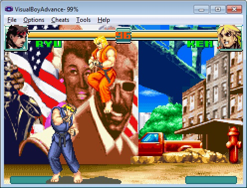 VisualBoy Advance no Windows