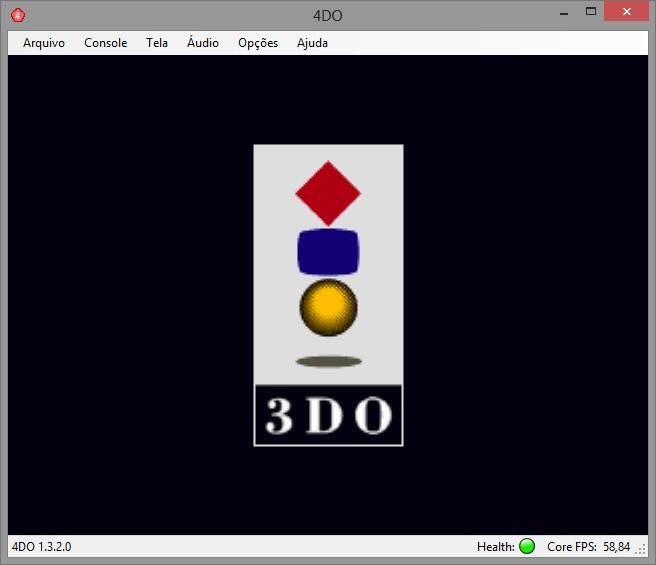 4DO - Tela Principal