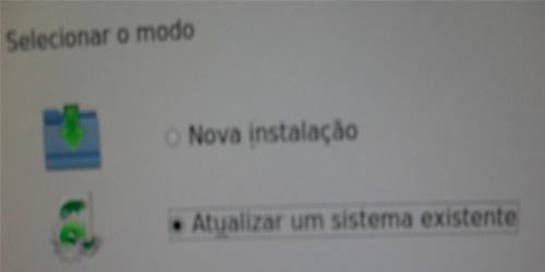 Atualização OpenSUSE