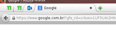 Firefox com FaviconizeTab