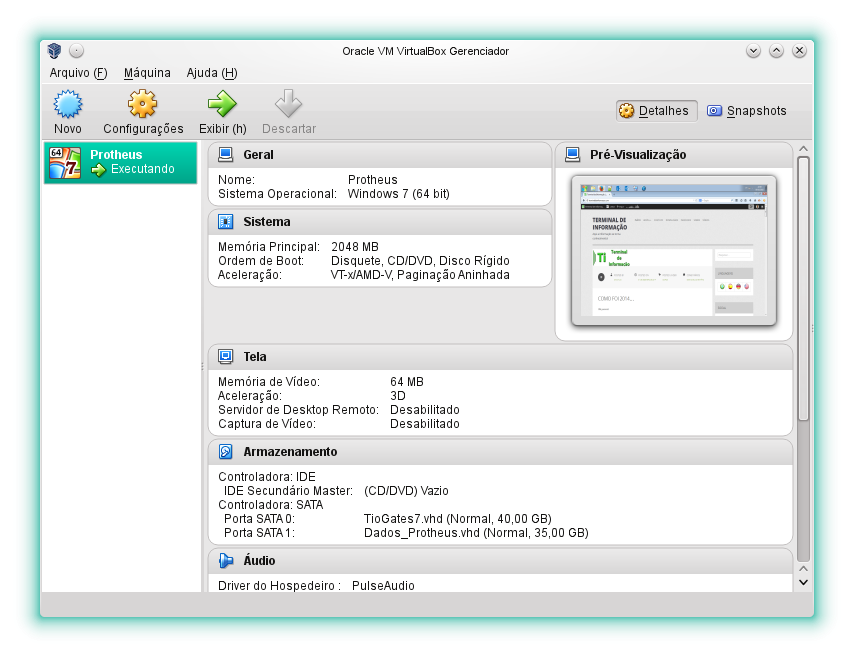 VirtualBox no OpenSUSE 13.2