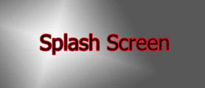 Imagem de Splash
