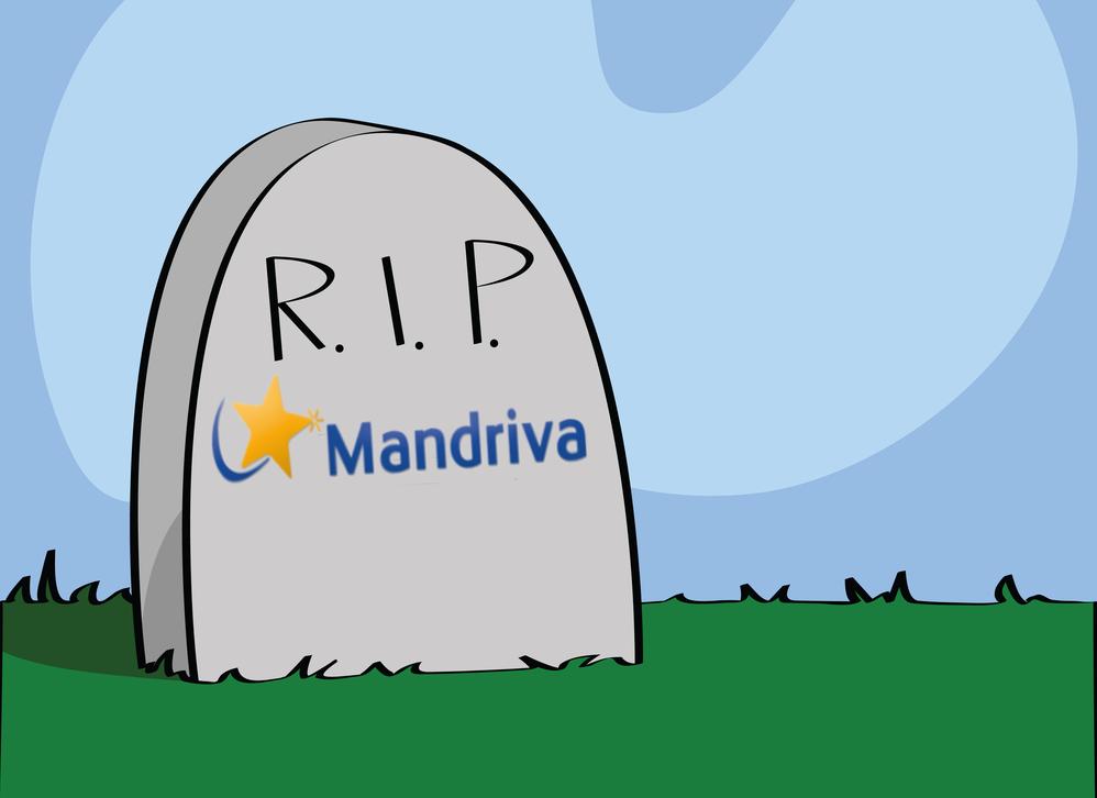 RIP - Mandriva