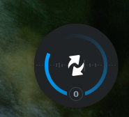 Widget com os detalhes do BitDefender