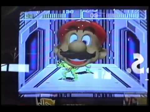Mario in Real Time em 1992