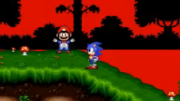 Sonic 4, exclusivo do Super Nintendo rs
