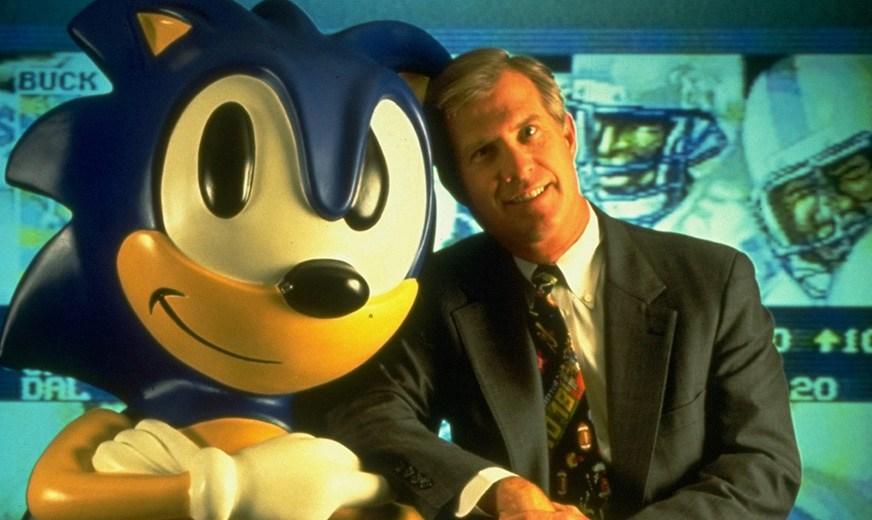 Sonic e Tom Kalinske