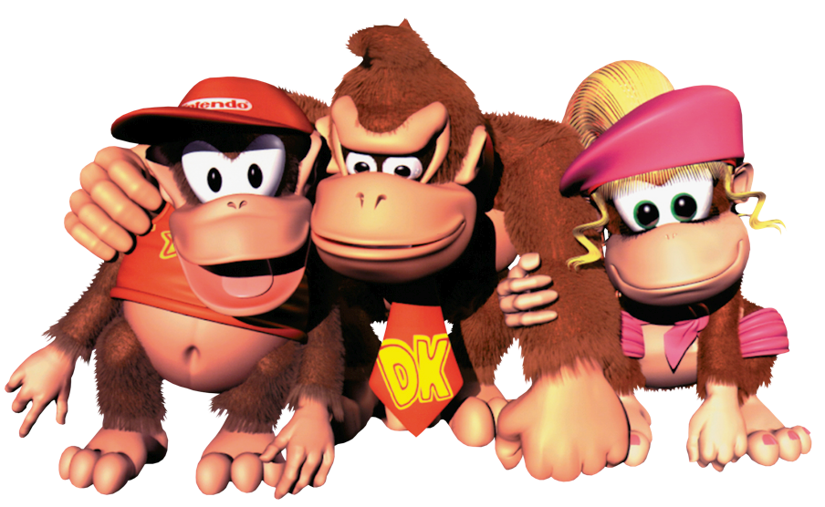 Esse Donkey Kong vale ouro rs
