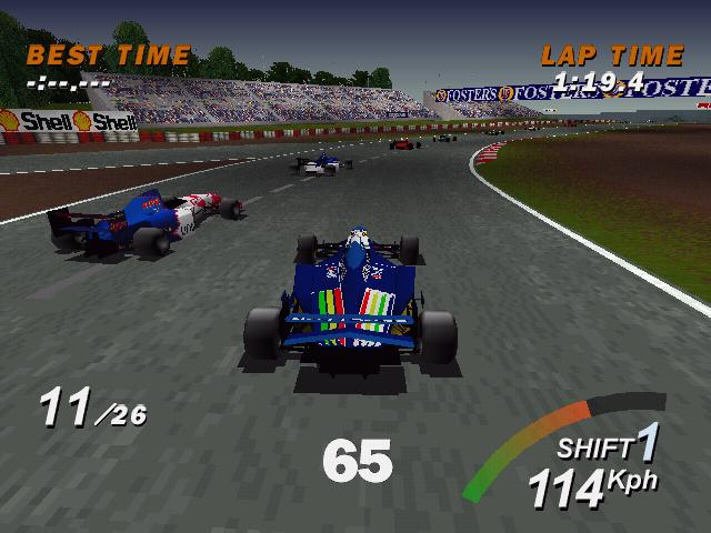 F1 1996 para PC