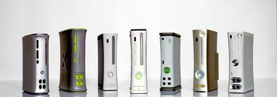 Protótipos Xbox 360