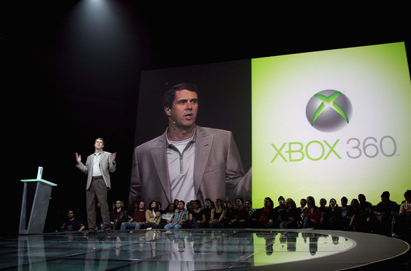 Robbie Bach falando sobre o Xbox 360