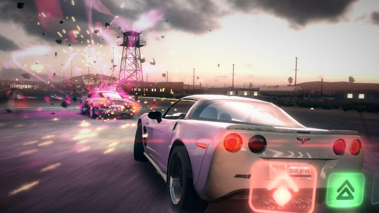 Blur, jogo desenvolvido na gestão Activision