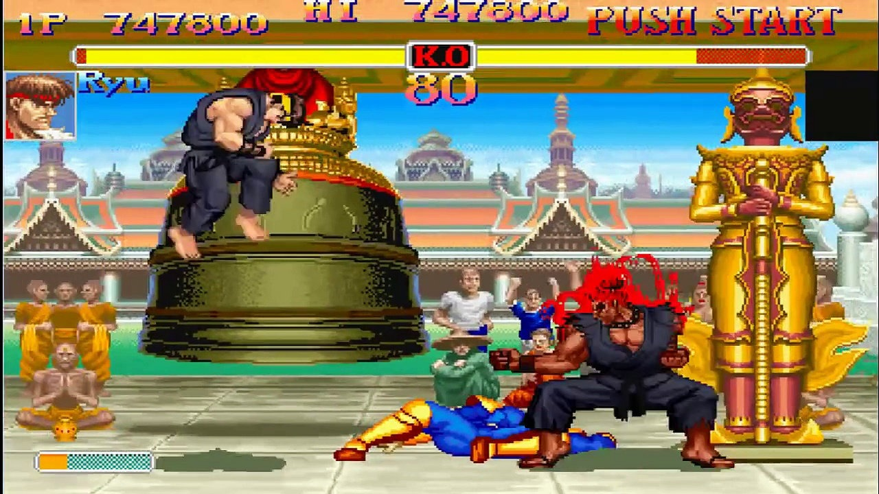 Akuma no Super Street Fighter 2 Turbo