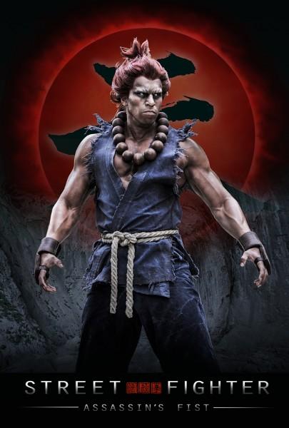 Akuma da adaptação Street Fighter Legacy