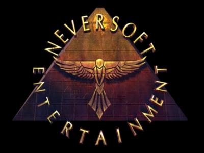 Primeiro logo da Neversoft