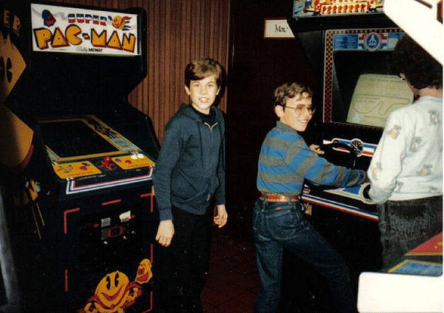 Arcades americanos de 1980s
