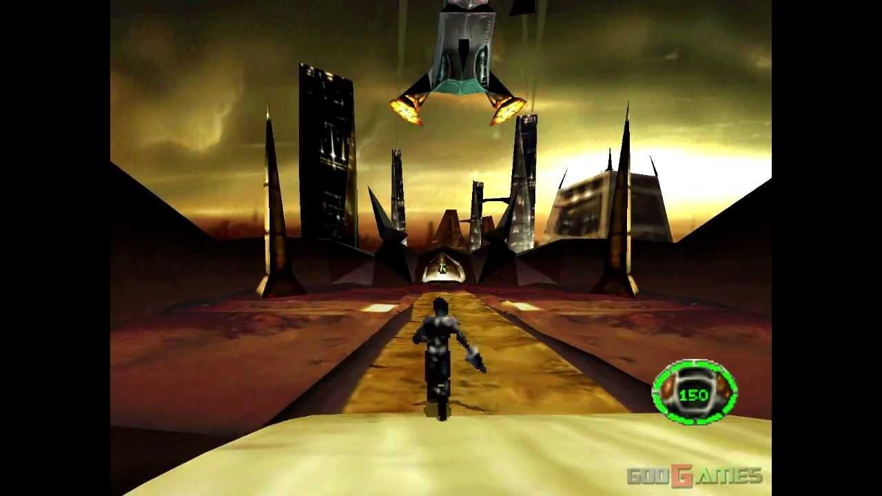 Port do jogo MDK para Playstation