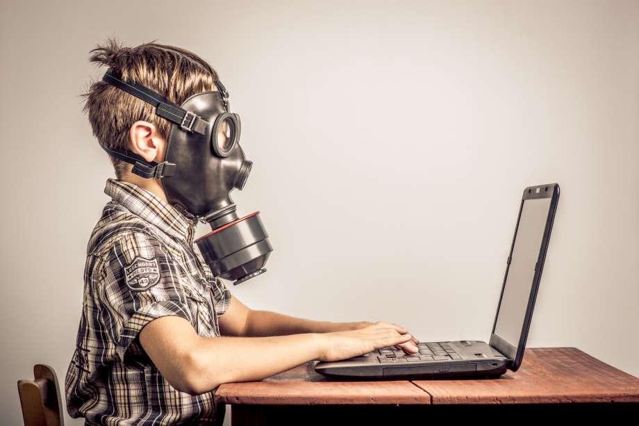 Ambiente tóxico na Internet