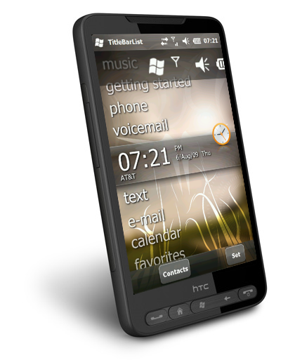 Windows Mobile 6.5.5