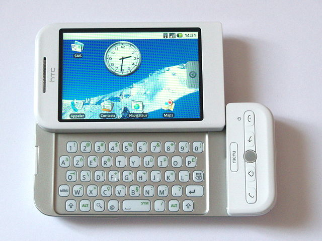 HTC Dream com Android