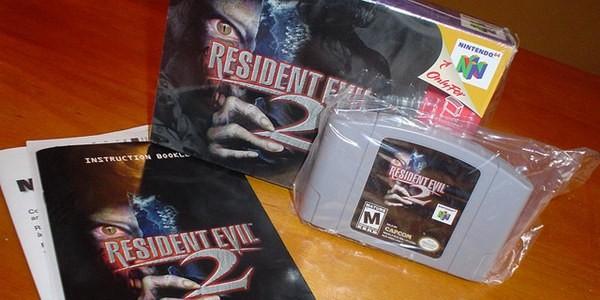 Resident Evil 2 para Nintendo 64