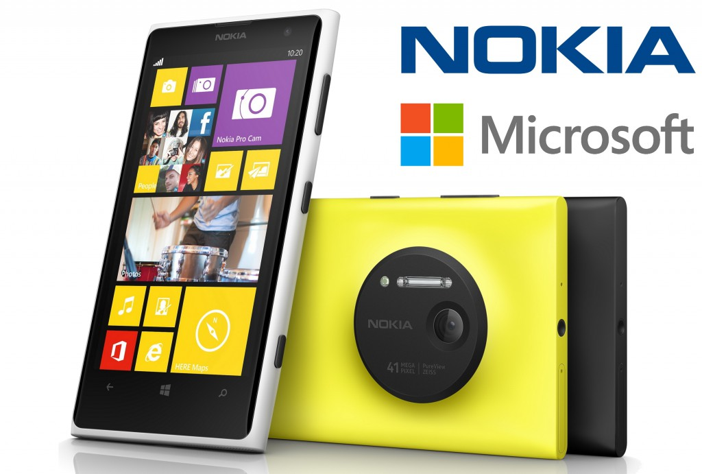Nokia, parceira do Windows Phone