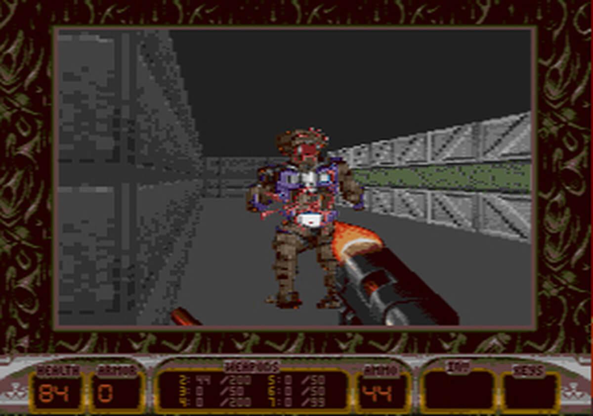 Duke Nukem 3D para Mega Drive