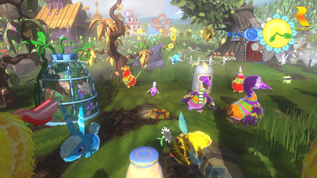 Viva Piñata de Xbox 360