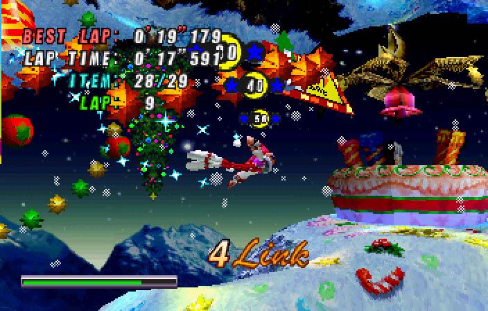 NiGHTS em clima de Natal
