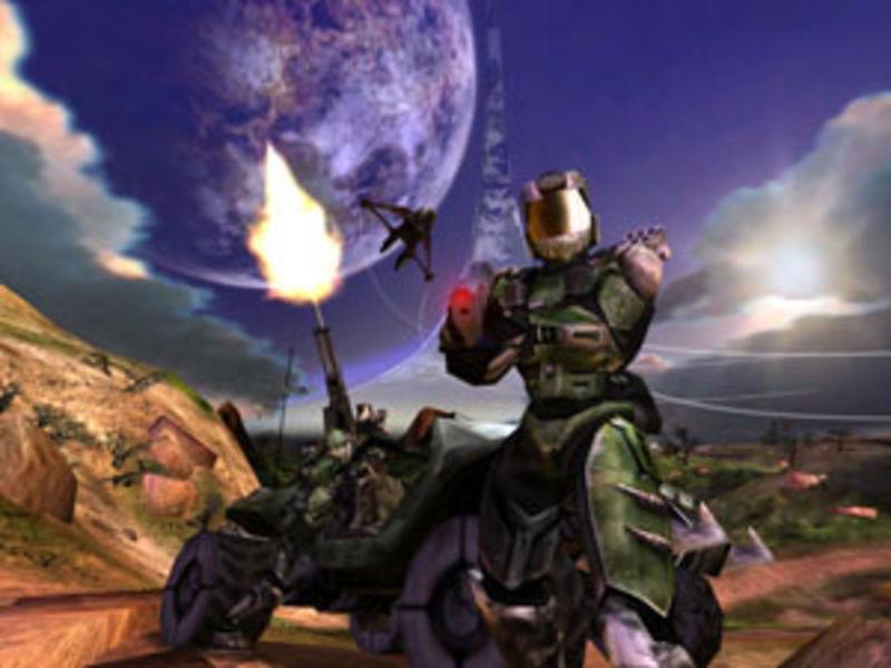 Halo em RTS divulgado para Macintosh