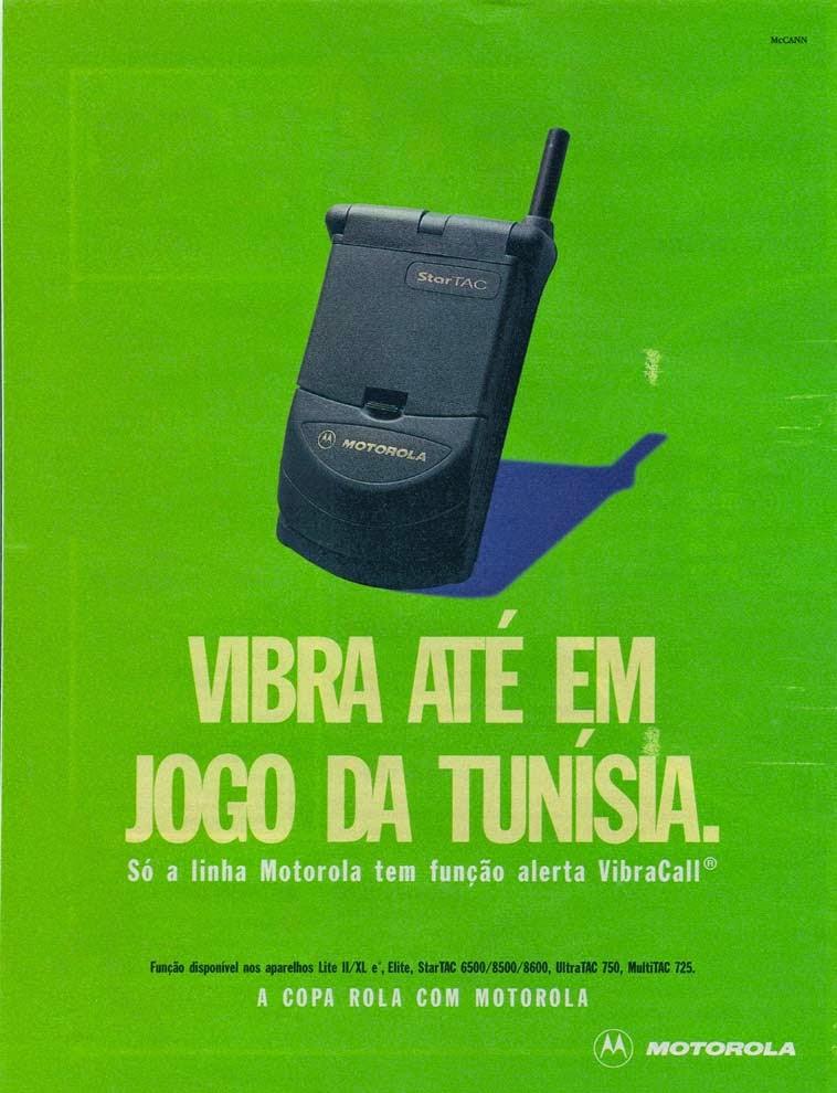 Propaganda do VibraCall