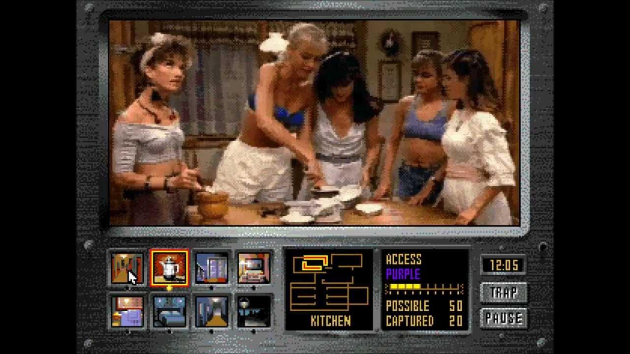 Jogo Night Trap para Sega CD
