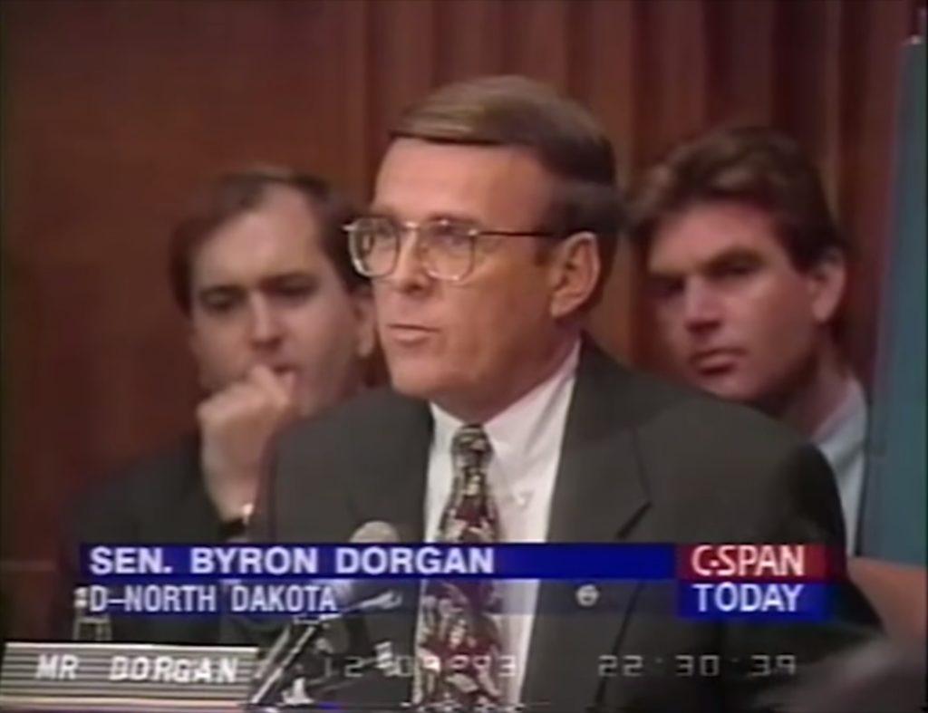 Senador Dorgan