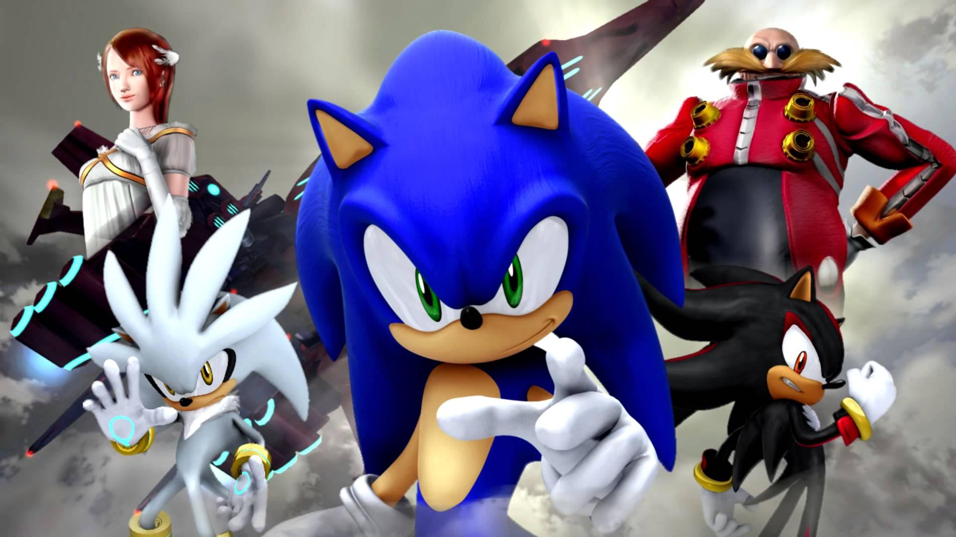 Sonic 2006, ah que saudades ¬¬