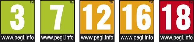 Classificação PEGI