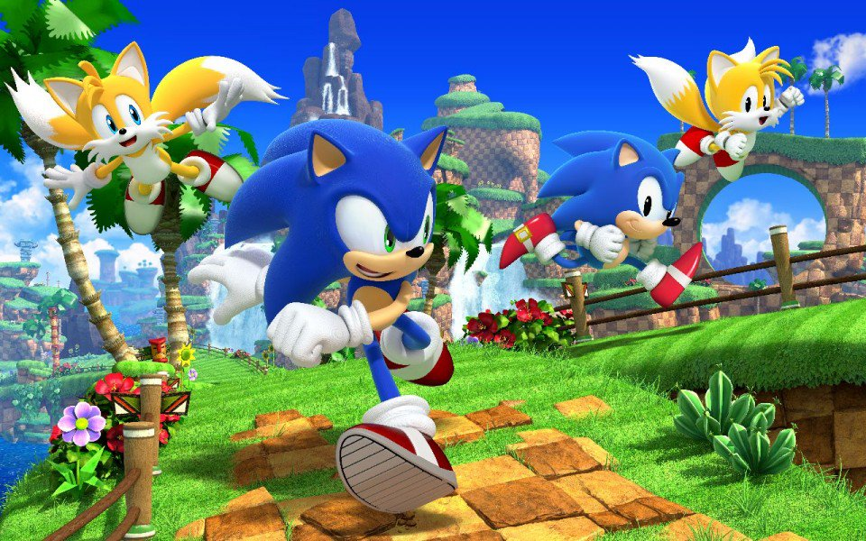 Sonic Generations, uma homenagem digna ao ouriço