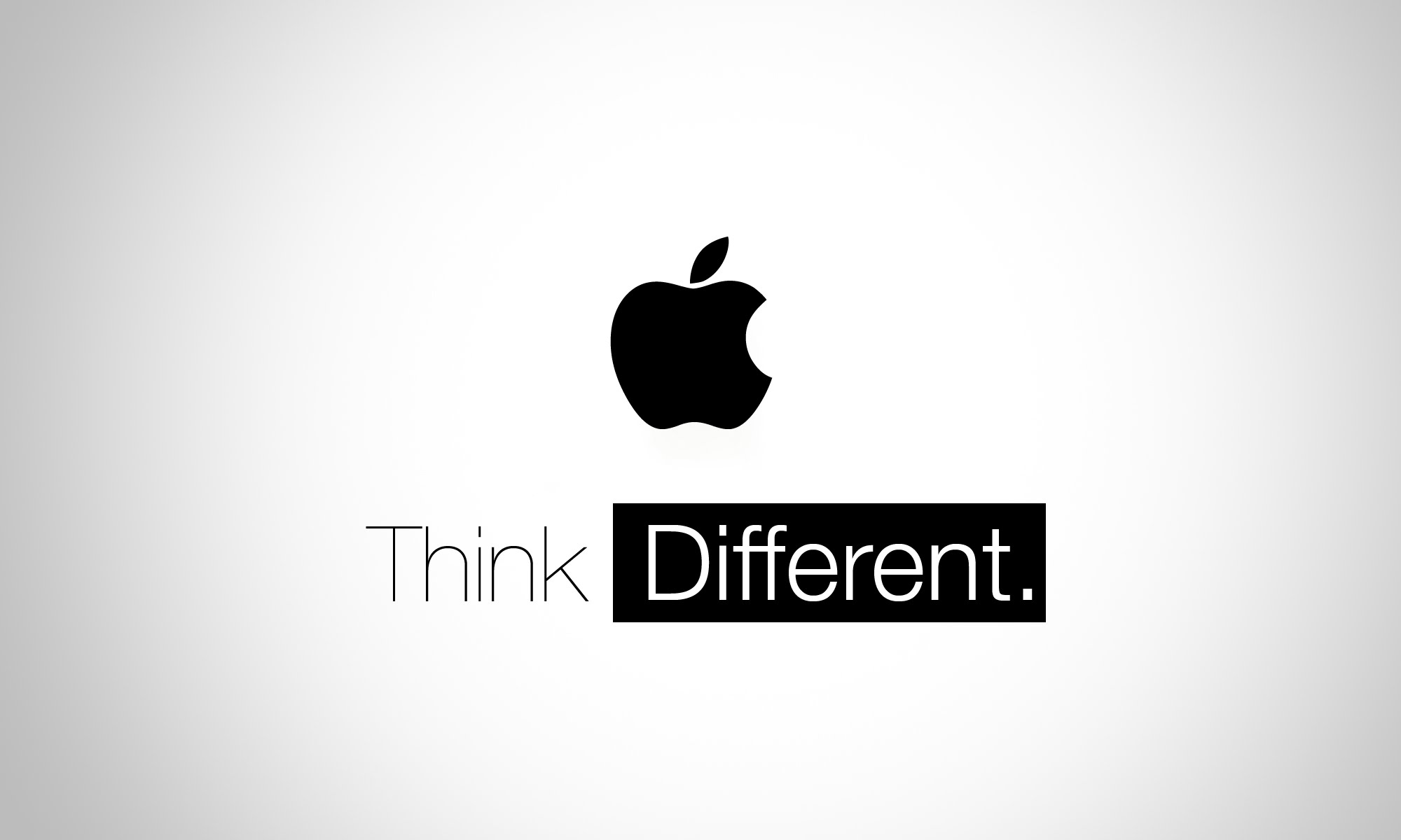 Think Different - Apple