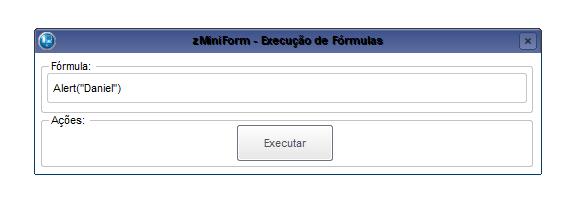 Mini Fórmulas
