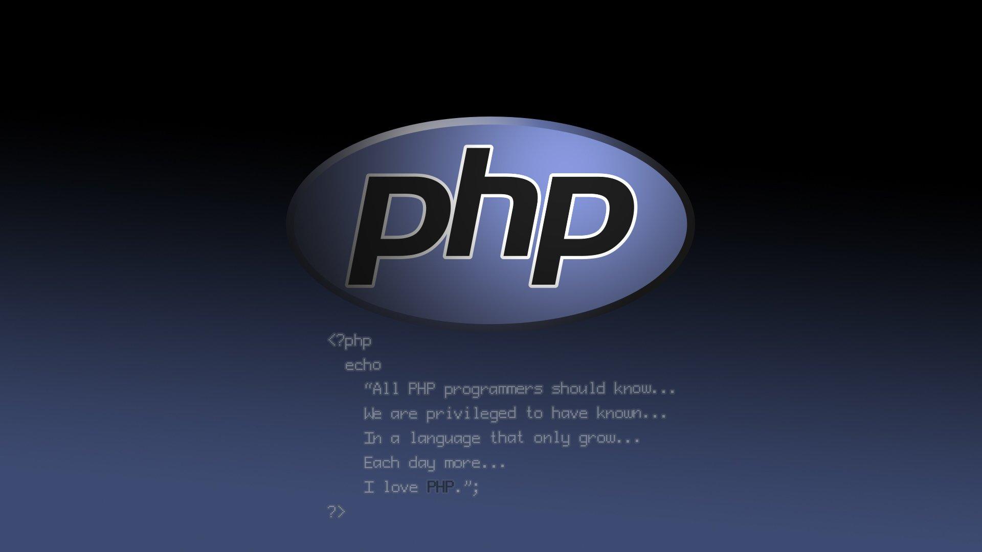 Fundo de Tela - PHP