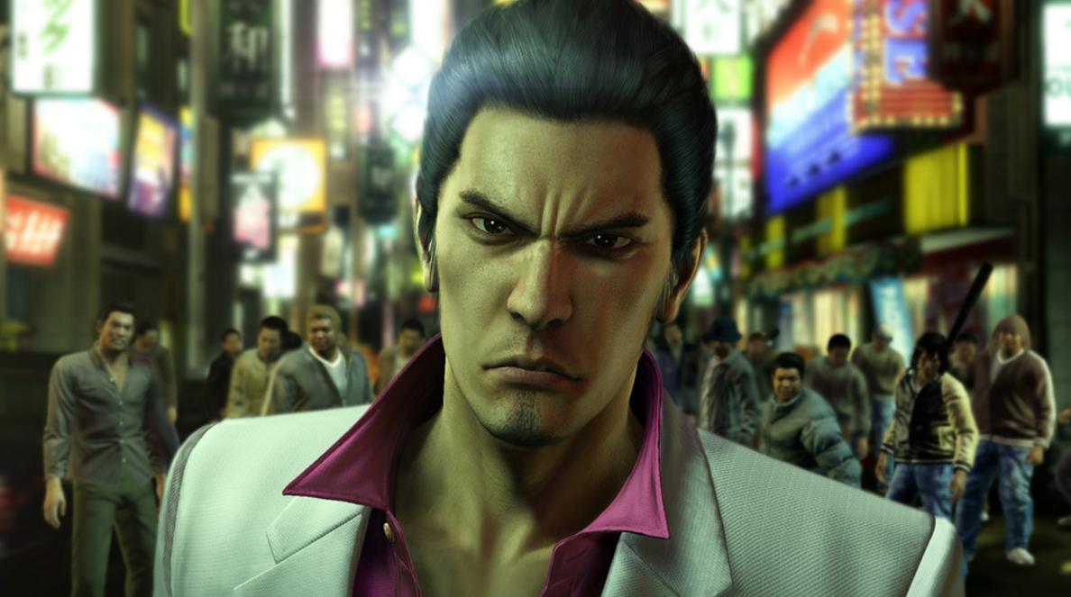 Série de games da Yakuza faz muito sucesso no Japão