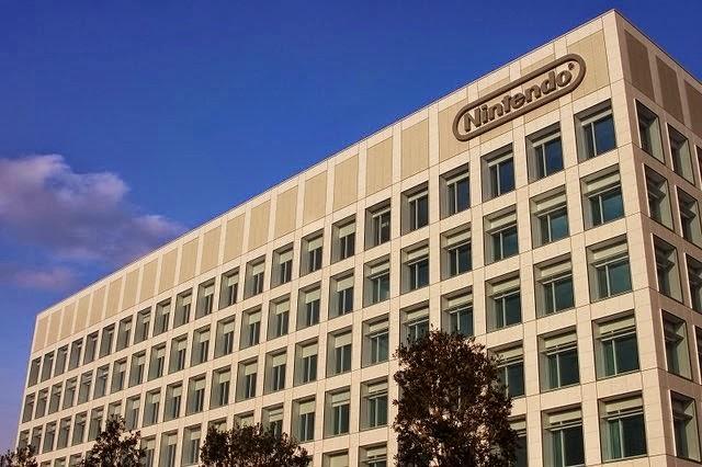 Atual sede da Nintendo