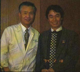 Gunpei Yokoi e Shigeru Miyamoto
