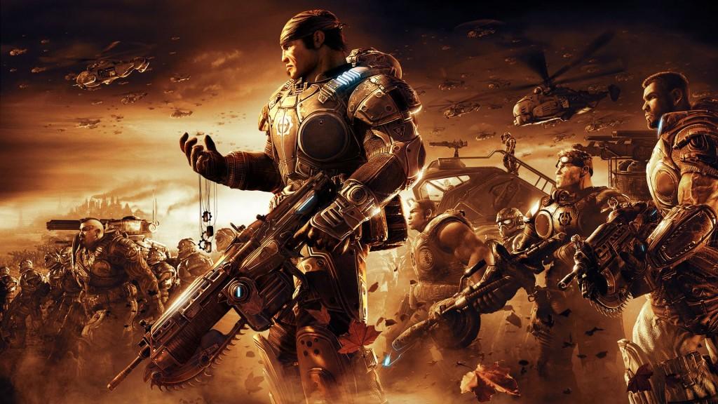 Grande jogo Gears Of War