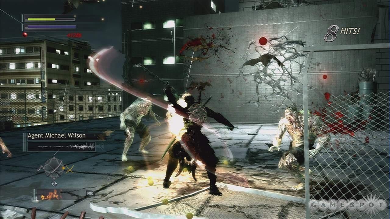 Só eu quero uma continuação de Ninja Blade? rs